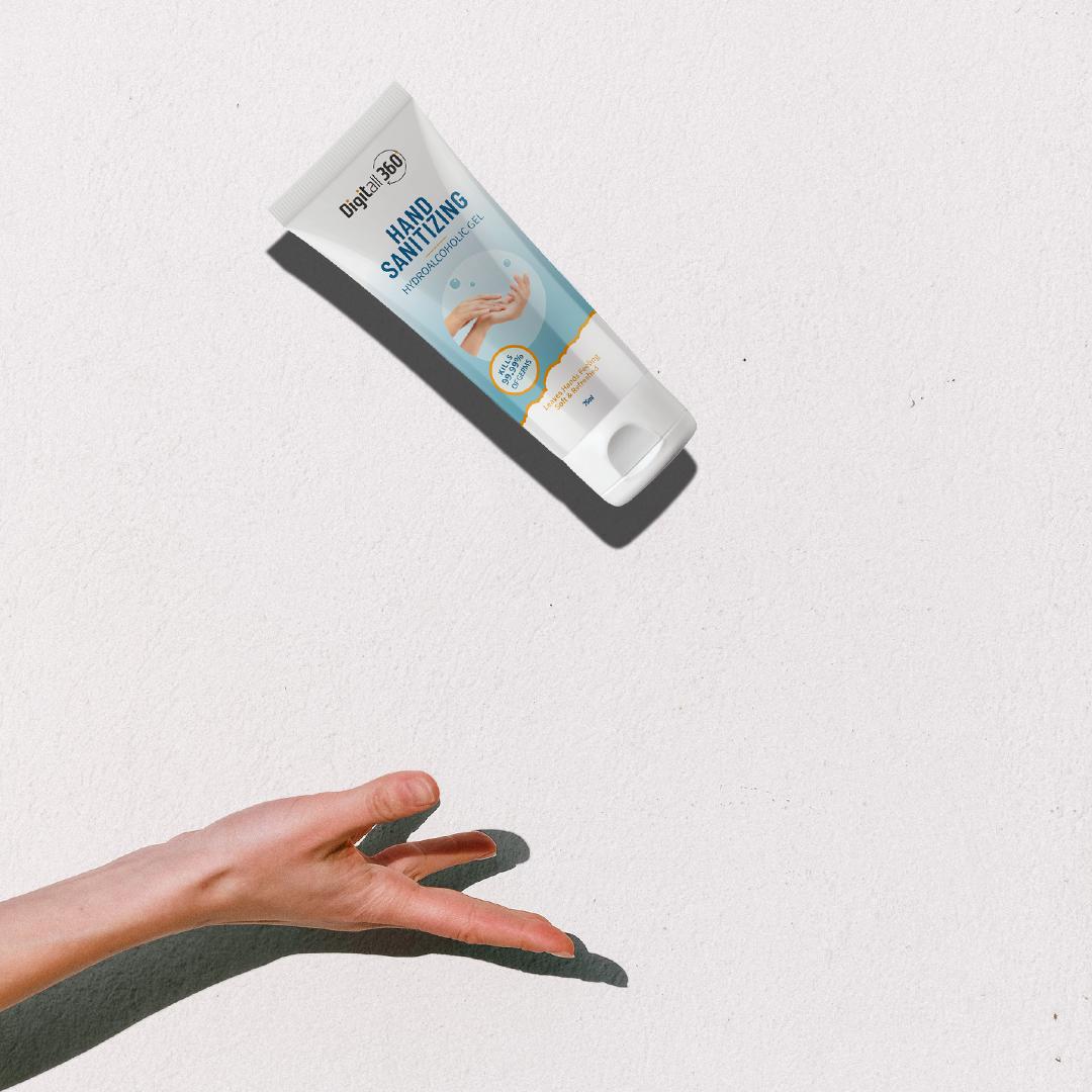 Hand Sanitizing Gel